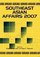 Southeast Asian Affairs 2007