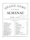 Grand Army of the Republic Almanac ...