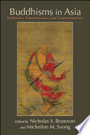 Buddhisms in Asia Book