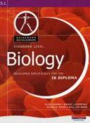 Cover of Heinemann Baccalaureate Biology Standard