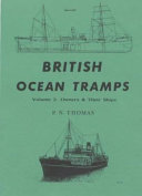 British Ocean Tramps  Owners and their ships