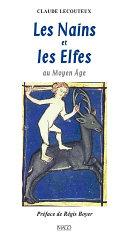 Pdf Les Nains et les elfes au Moyen Âge