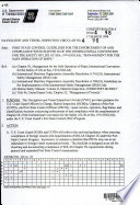 Navigation and Vessel Inspection Circular