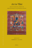 Proceedings of the Tenth Seminar of the IATS, 2003. Volume 13: Art in Tibet