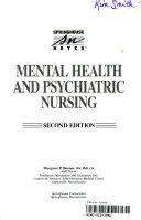 Mental Health And Psychiatric Nursing Book PDF