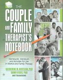 The Couple And Family Therapist S Notebook Book PDF
