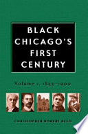 Black Chicago s First Century