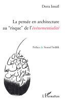 Pdf La pensée en architecture au
