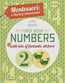 My First Book of Numbers Book