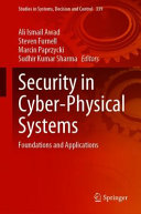 Security in Cyber Physical Systems