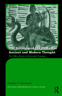 The Animal and the Human in Ancient and Modern Thought