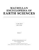 Macmillan Encyclopedia of Earth Sciences