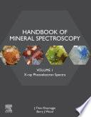 Handbook of Mineral Spectroscopy