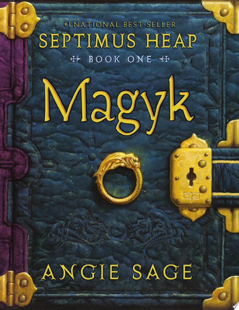 Septimus Heap, Book One: Magyk with Bonus Material banner backdrop