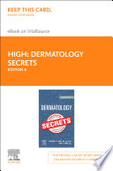 Dermatology Secrets E Book