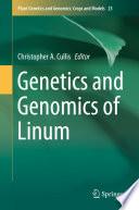 Genetics and Genomics of Linum