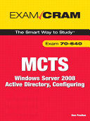 MCTS 70 640 Exam Cram