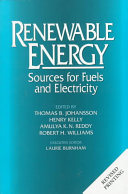 Renewable Energy Book PDF