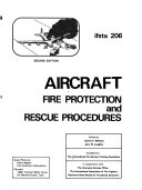 Aircraft fire protection and rescue procedures