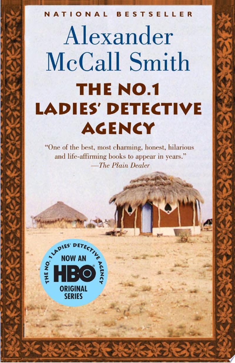 The No. 1 Ladies' Detective Agency image
