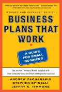 Pdf Business Plans that Work: A Guide for Small Business 2/E Telecharger