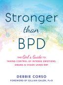 Stronger Than BPD Pdf/ePub eBook