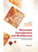 Nanoscale Ferroelectrics and Multiferroics