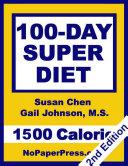 100-Day Super Diet - 1500 Calorie [Pdf/ePub] eBook