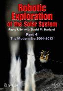 Robotic Exploration of the Solar System Pdf/ePub eBook
