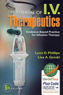 Manual of I.V. Therapeutics