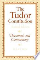 The Tudor Constitution