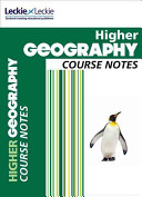 Higher Geography Course Notes