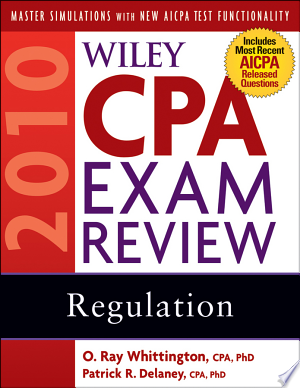 Download Wiley CPA Exam Review 2010, Regulation Free Books - Home