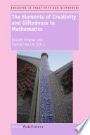 The Elements of Creativity and Giftedness in Mathematics Book PDF