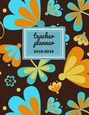 Teacher Planner 2018   2019 Epsilon