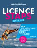 Pdf Licence STAPS Tout en Un - 2e éd Telecharger