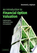 An Introduction to Financial Option Valuation Book PDF
