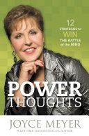 Power Thoughts Pdf/ePub eBook