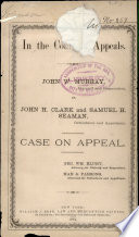 In the Court Appeals