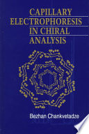 Capillary Electrophoresis in Chiral Analysis Book