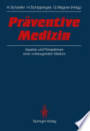 Präventive Medizin