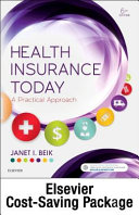 Health Insurance Today - Text and Workbook Package