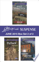 Love Inspired Suspense June 2015   Box Set 2 of 2