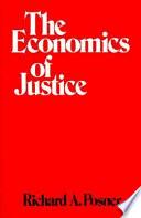 The Economics of Justice