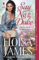 Say No to the Duke [Pdf/ePub] eBook