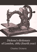 Dickens S Dictionary Of London 1882 Fourth Year