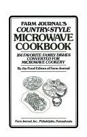 Farm Journal s Country style Microwave Cookbook