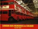 London Bus Memories in Colour