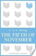 The Fifth of November Pdf/ePub eBook