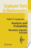 Analysis and Probability Book